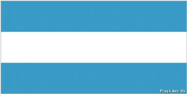 Argentina Civil Ensign